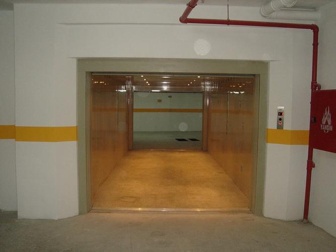 araç asansörleri imalar ve kurulum