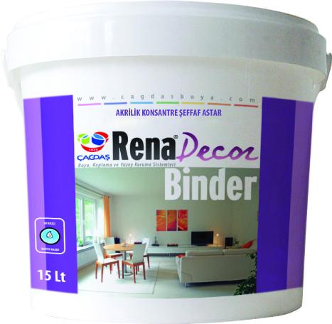 Rena Decor Binder