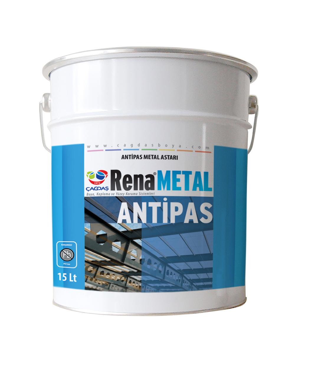 Rena Metal Antipas