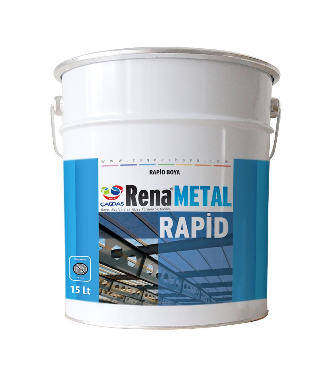 Rena Metal Rapid Primer