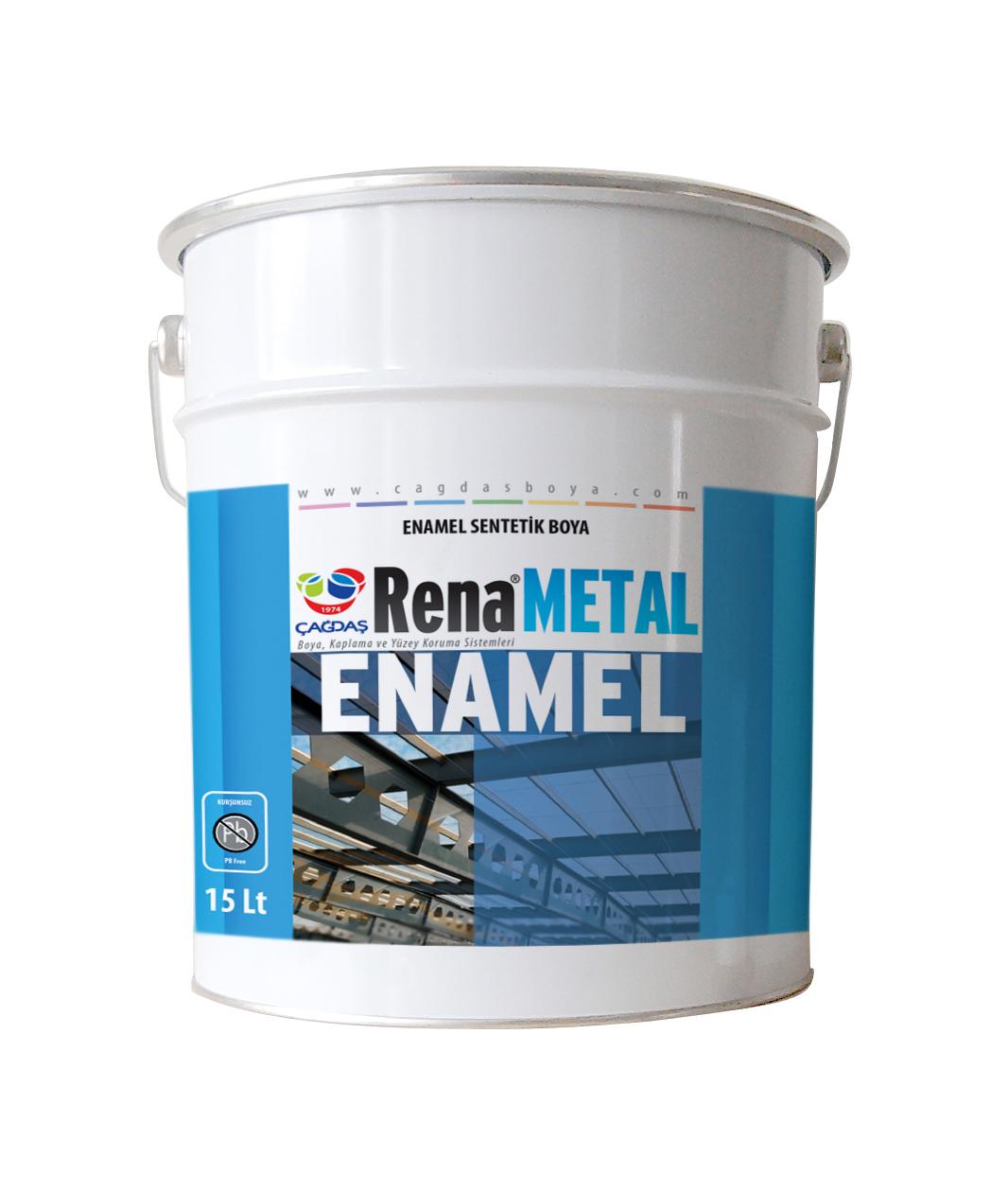 Rena Metal Enamel