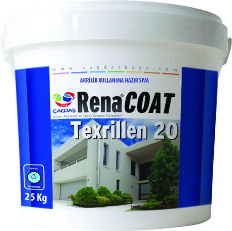 Rena Coat Texrillen